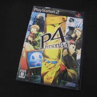 西野店 PS2用ソフト アトラス ペルソナ4
