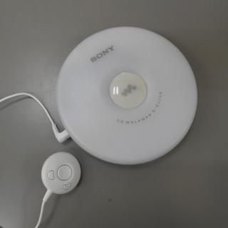 ソニー CDウォークマン  D-EJ002  CDプレイヤー ポ...