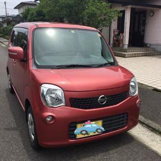 日産 モコ 38701キロ 車検たっぷり〜(^ω^)