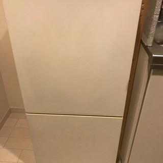 無印良品冷蔵庫 110L