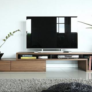 高級TVボードほぼ新品ウォールナット