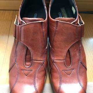 【新品】KENZO 革靴 25.5㎝