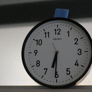 SEIKOの掛け時計