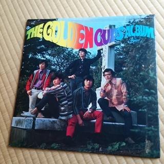 LPレコード「ザ・ゴールデン・カップス・アルバム」<取りに来てく...