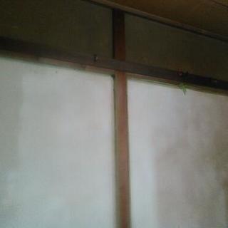 簡単な漆喰や塗装作業