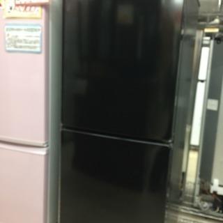 新品 ハイアール 148L冷蔵庫 2018年製 黒 JR-NF148A