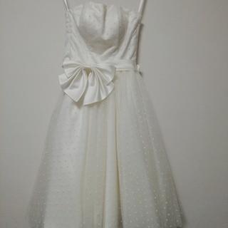 ウエディングドレス(二次会)