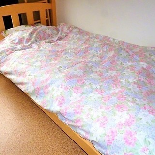 シングルベッド 100㎝×200㎝