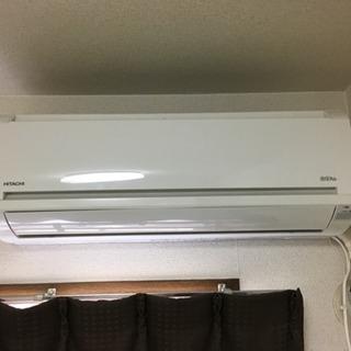 無料 エアコン 冷暖房兼用 室外機