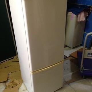 パナソニック冷蔵庫168L