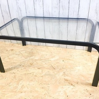 ガラステーブル 座卓 LC062298