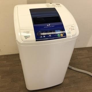 061902☆ハイアール 5.0㎏洗濯機 12年製☆