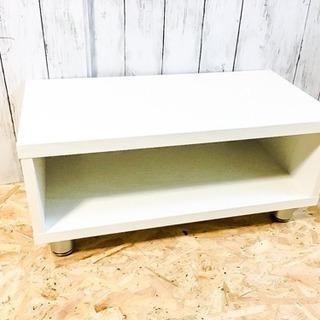 白 ホワイト ローボード LC062293