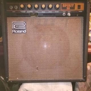 ローランド ギターアンプ ジャンク