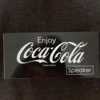 コカ・コーラ非売品スピーカーブラック