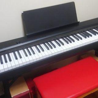 売約になりました。電子ピアノカシオプリビアpx-135