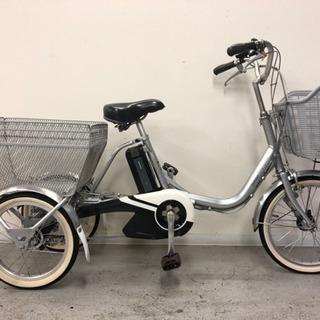 新基準 ブリジストンアシスタ三輪 8.9Ah電動自転車中古