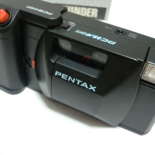◆ コンパクトカメラ PENTAX オートワインダー付