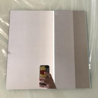 【新品】IKEA 30cm四方 ミラー