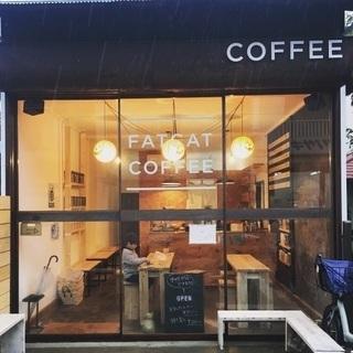 逗子のコーヒーハウスでのお仕事