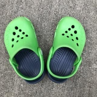 クロックス crocs 13センチ c5