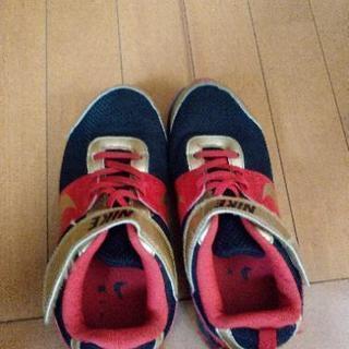 ナイキ運動靴 サイズ23センチ