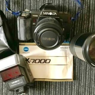 カメラ・セット売り