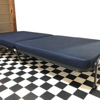 訳あり家具 シングルベッド 折りたたみ式