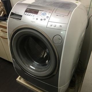 乾燥付き洗濯機