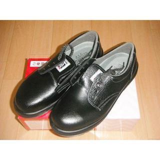 ミドリ安全 革製合成ゴム二層底安全靴 RT910 ブラック 25c...