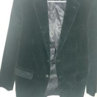 黒のジャケット(ニューディック)