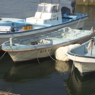 小型兼用船(和船)