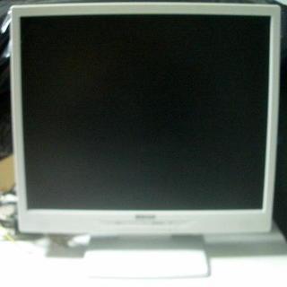 【ジャンク】19型TFTカラー液晶【DOS/Vはもちろん、98も映...