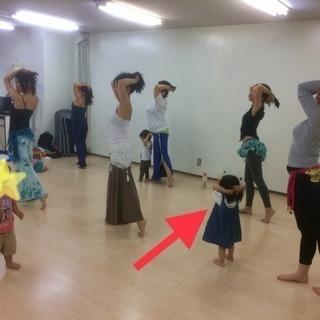 子連れでベリーダンス!武蔵小杉・新丸子