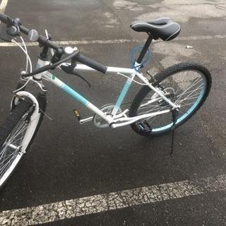 引っ越しのために自転車を売ります