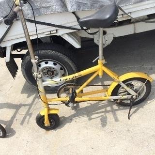 注意(ジャンク品)NO.O ミニ自転車 Lighty Ride