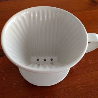 カリタ陶器製ドリッパー