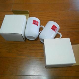 すき家のマグカップ2個セット