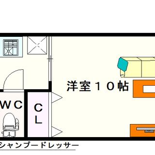 【N-WAVE】1Kタイプ!なんばパークスが見える場所☆