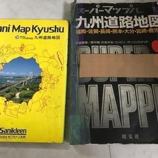 九州道路地図