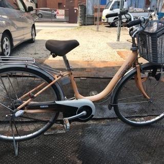 電動自転車 ヤマハ ①