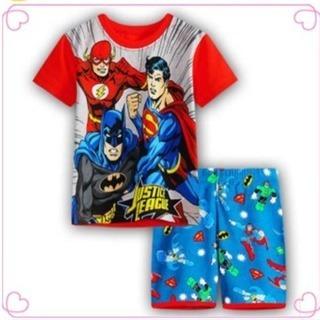 スーパーマンパジャマ セットアップ 130