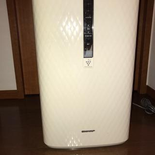 【交渉中:無料】シャープ 加湿空気清浄機 プラズマクラスター