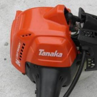 新品 草刈機 TANAKA