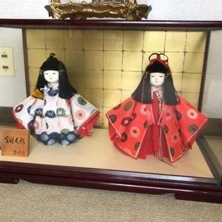 女の子の節句用 日本人形