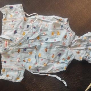 赤ちゃん 甚平2枚 セット