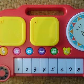 しまじろう 知育玩具 ピアノ