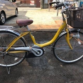 電動自転車 パナソニック ②