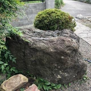 庭石◆無料◆引き取りに来てくださる方