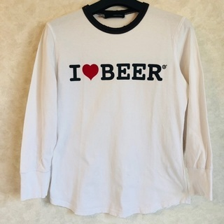 DSQUARED2 I♡BEER Tシャツ